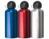 Aluminium drinking bottle